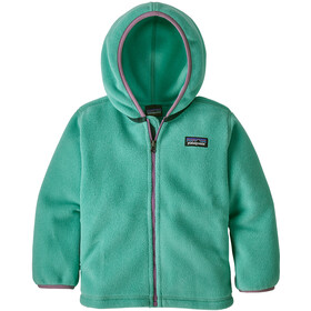 Patagonia Synchilla Cardigan Baby Kinder plains green